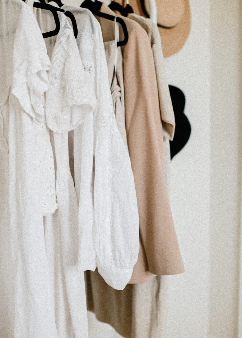 How to style a fall capsule wardrobe