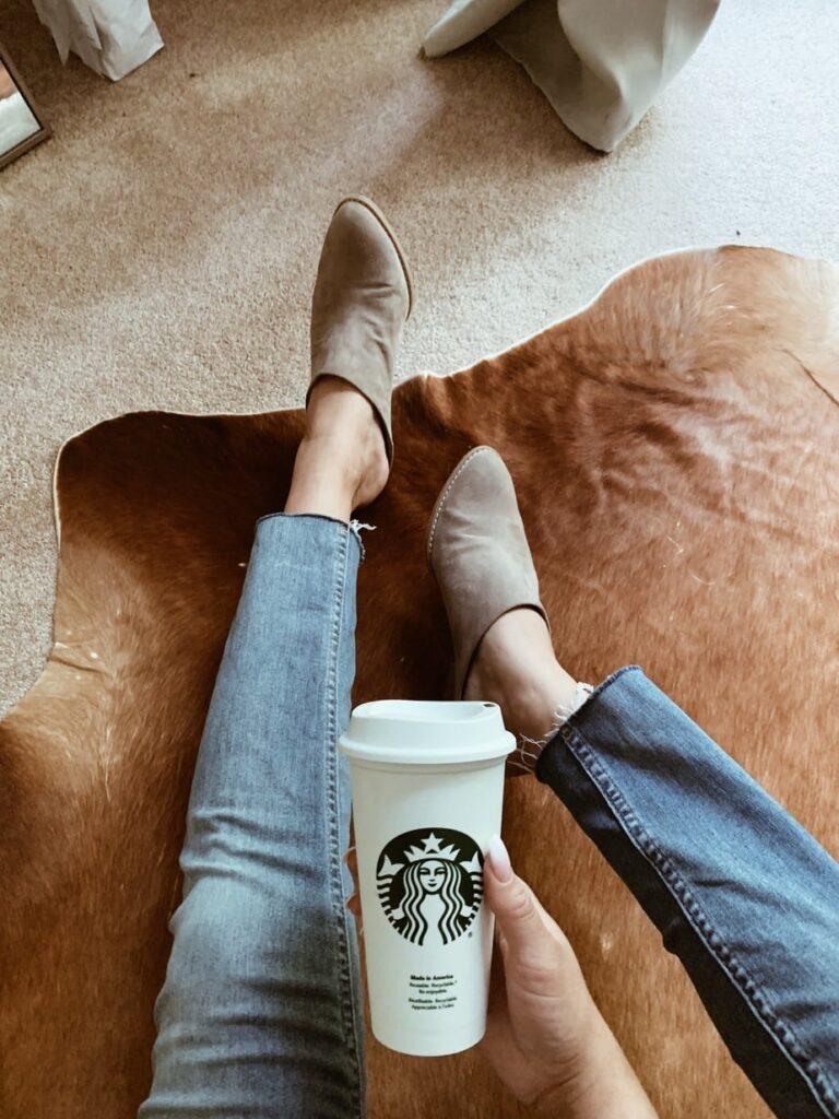 fall Starbucks order