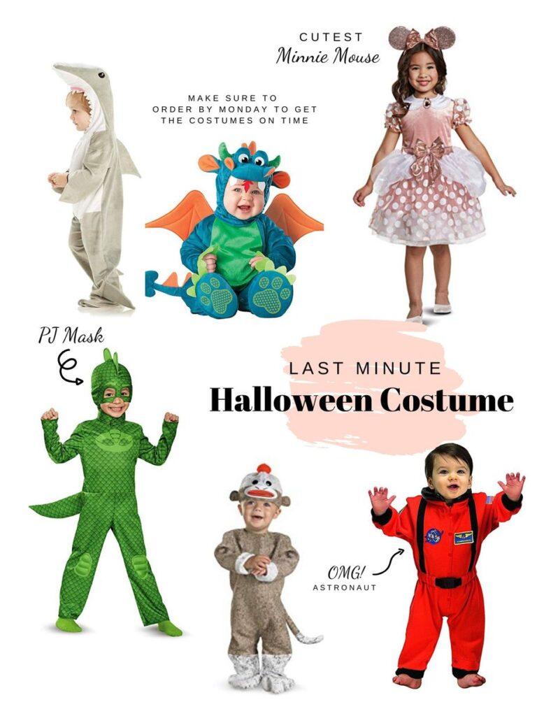 Last-minute Halloween Costumes from Amazon