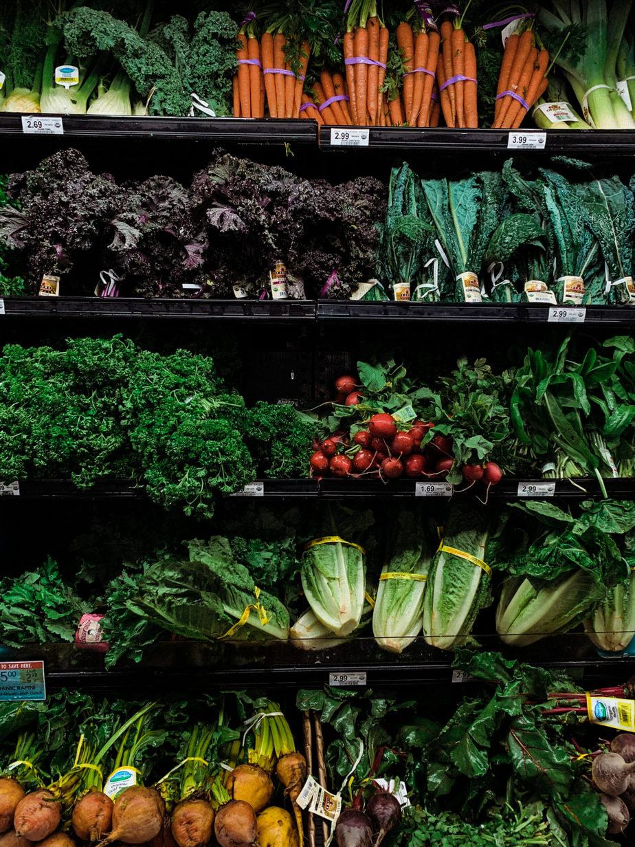 Immune Boosting Supplements and Grocery List