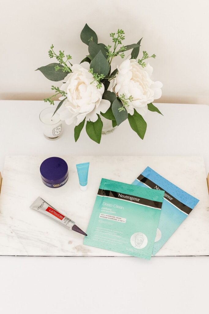 anti-aging products from the drugstore