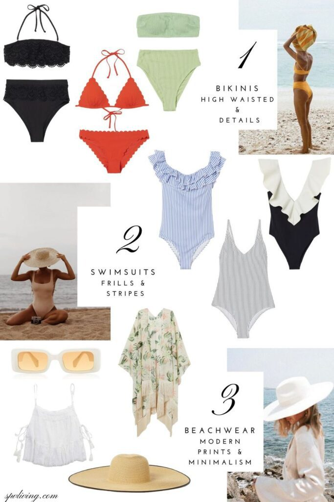 Swimsuit Guide Summer 2020