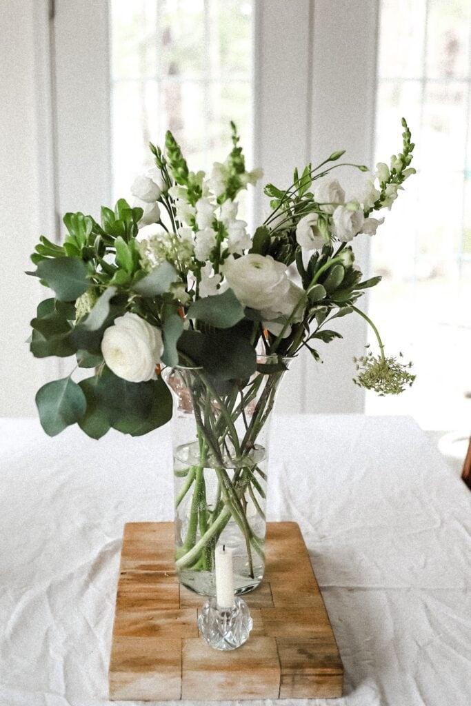 Spring Flower Arrangement 2020