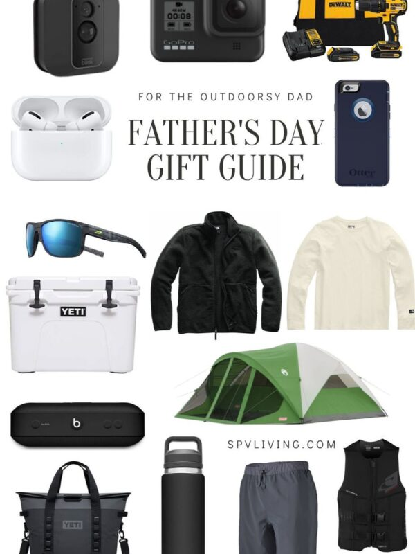 Father's Day Gift Guide for the dad who loves the outdoors