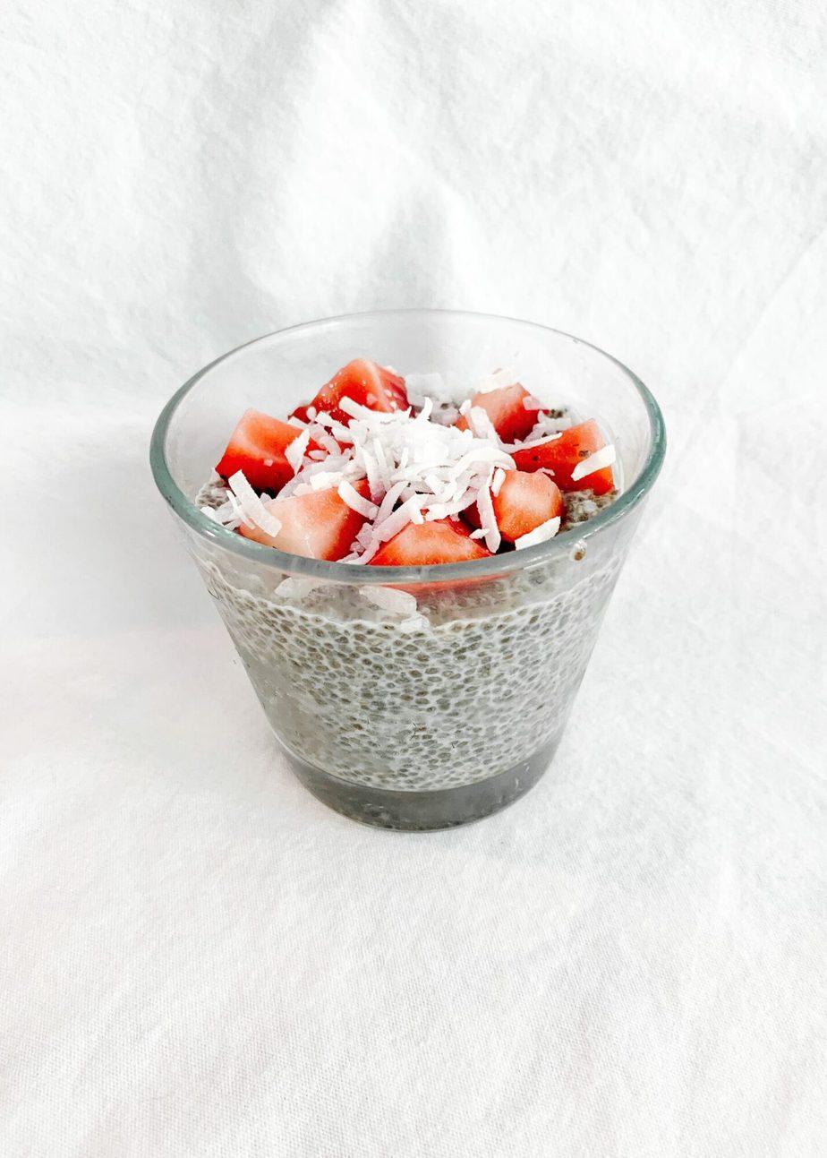 Whole 30 Chia Seed Pudding