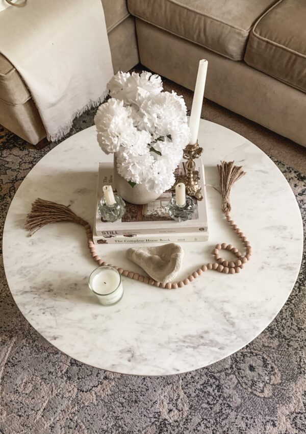 9 Affordable Marble Coffee Tables
