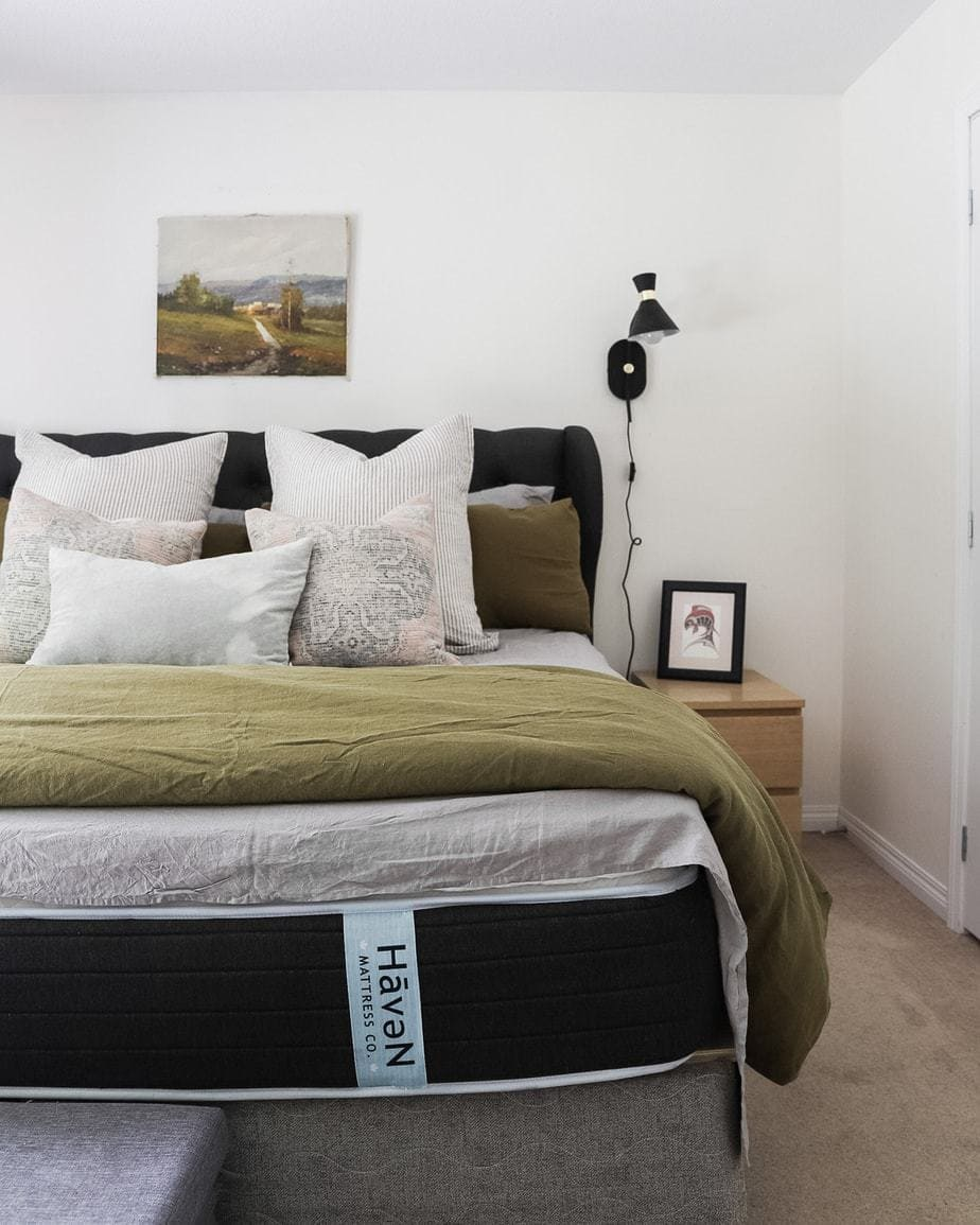 Upgrading Our Old Mattress with Haven Sleep co.