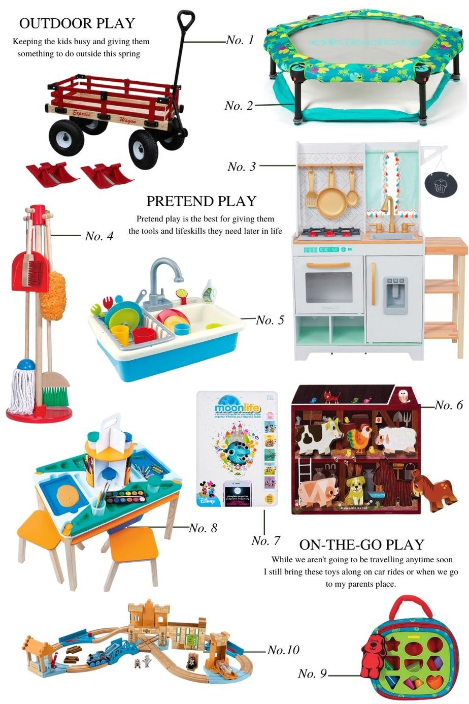 Gift Guide: Toys we have and Love for 2 and under
