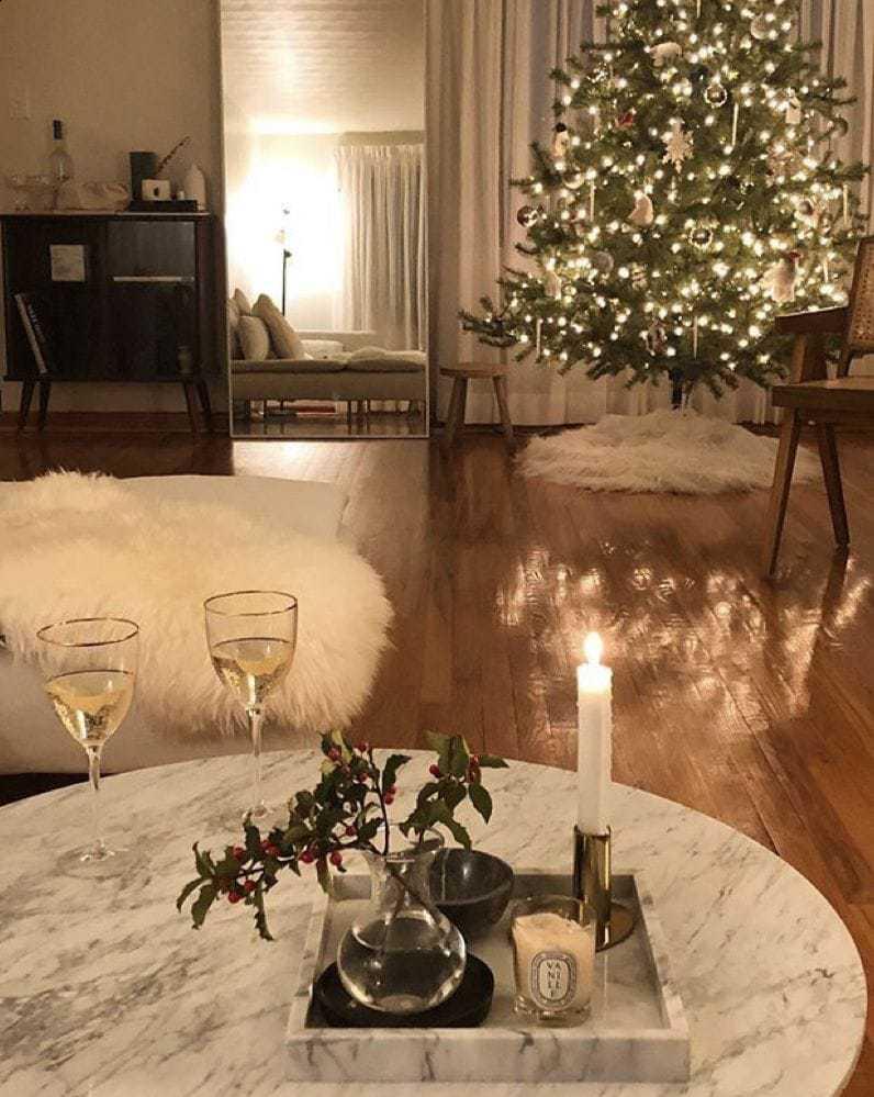 TWE: Christmas Tree Inspo, Christmas Shopping