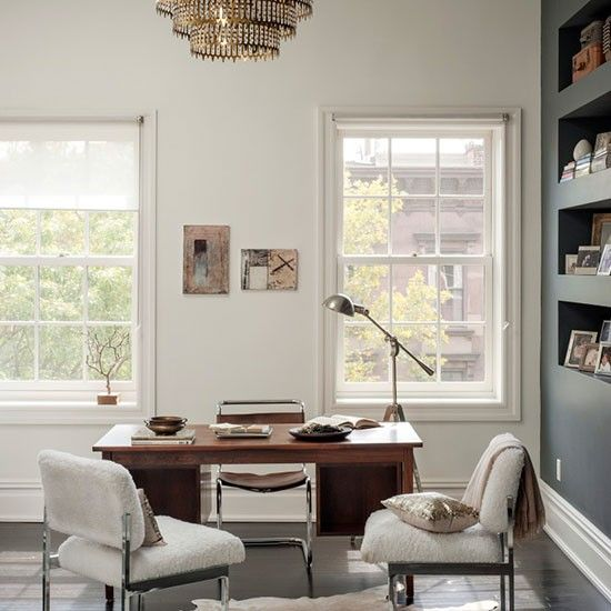 6 Mid-Century Home Office Designs I'm Obsessed with!