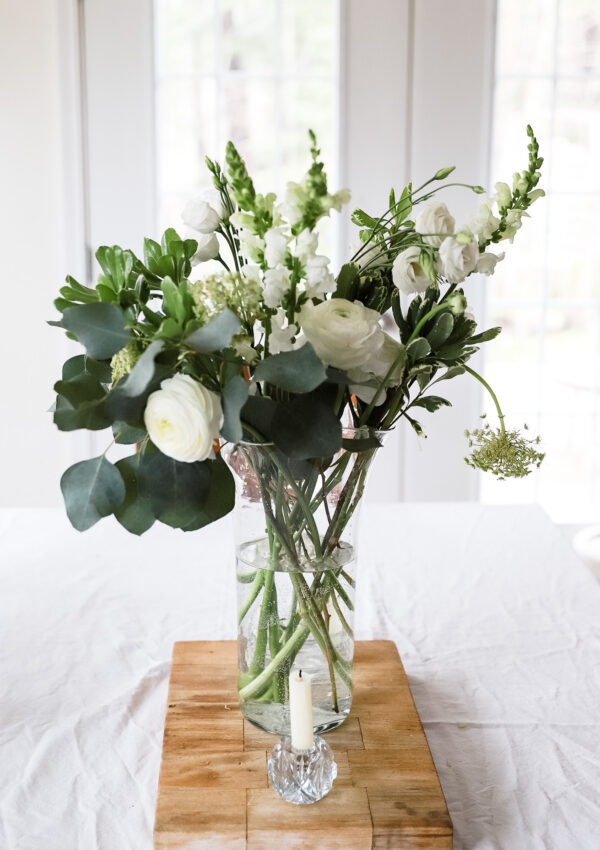 How to get Fresh Floral Arrangements all Year Long!