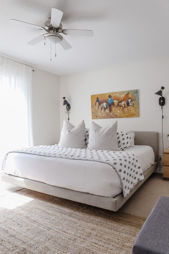 Review of the Tessu bed from Article