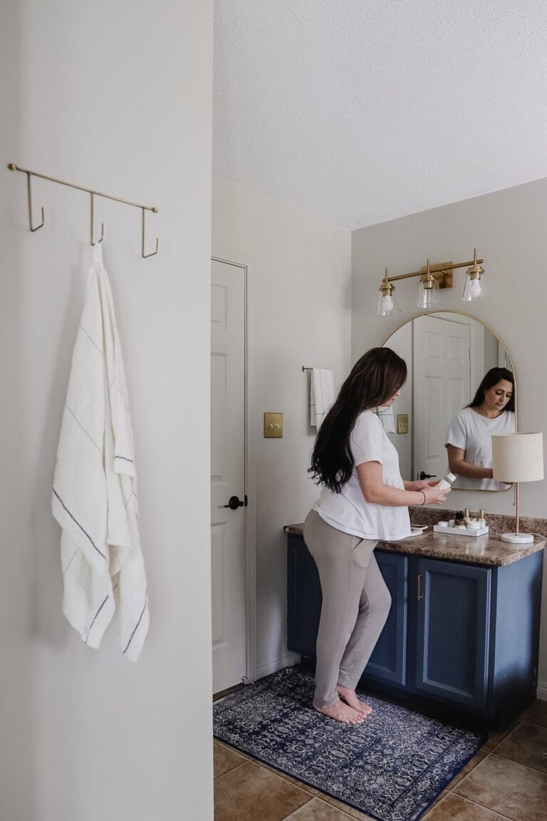 Our $450 Bathroom Makeover – Budget Breakdown