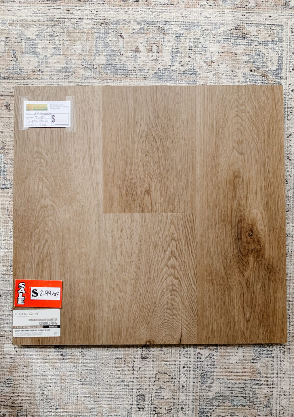 The Perfect Vinyl Plank Flooring for our Home