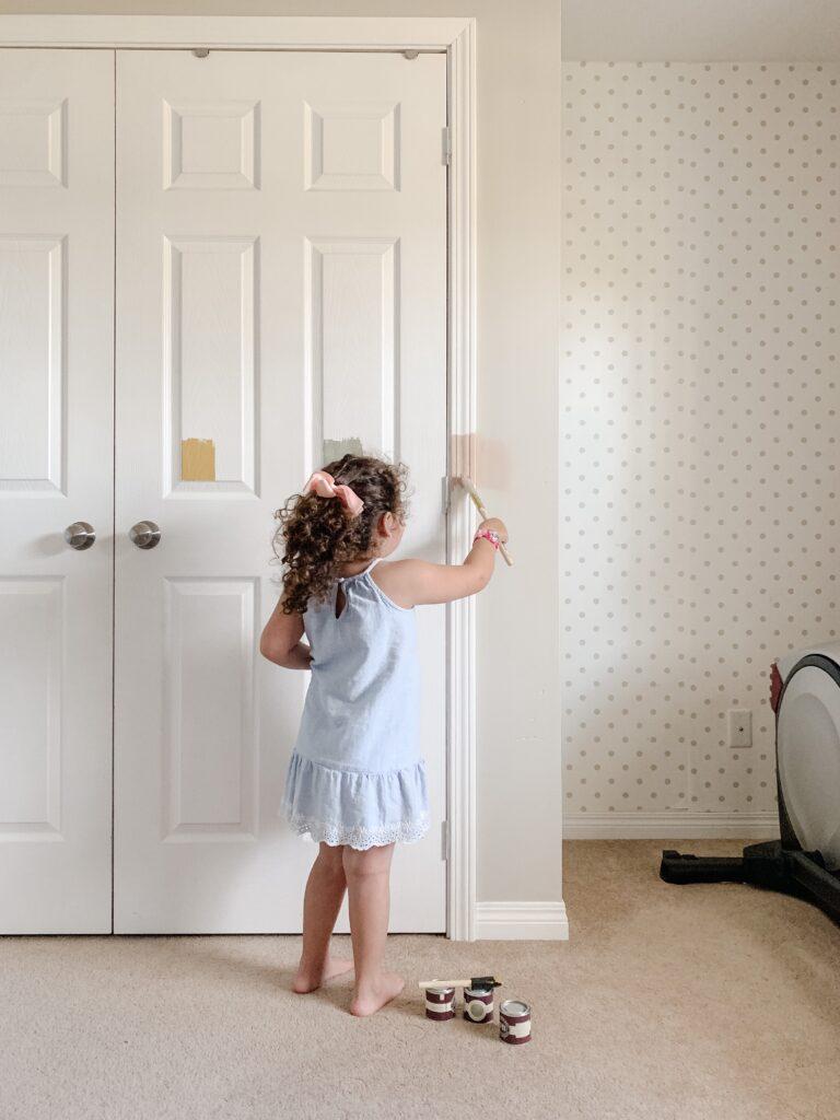 kids bedroom paint ideas cottagecore