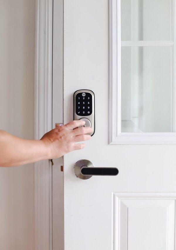 new smart lock, Yale Assure Lock