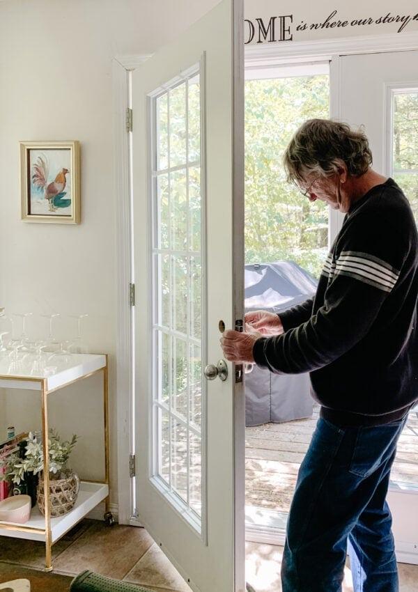 An Easy Guide to Replacing Door Handles & Resizing Door Holes